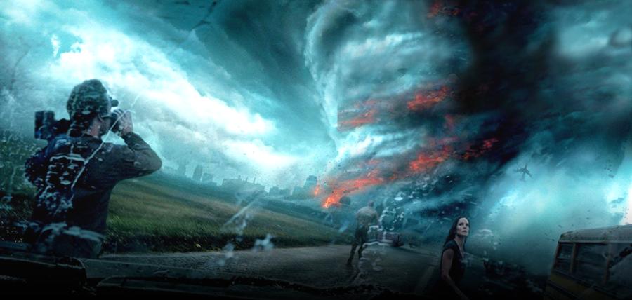 Primul Trailer Complet INTO THE STORM: Cea Mai Mare Tornadă Pe Care Ai Văzut-o Vreodată