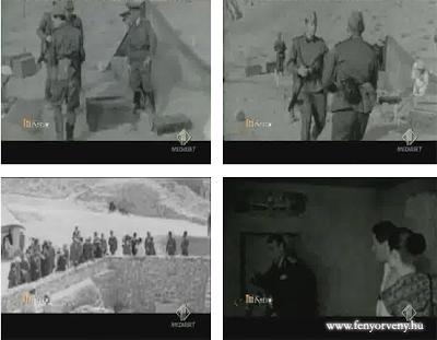 Idegen lényt talált a KGB az egyiptomi piramisoknál 1945-ben? – képek, videó