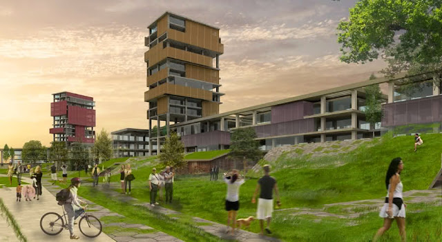 Urban Design Project - Cendere Valley