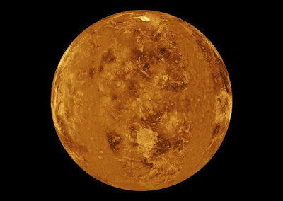 The Solar Flash - Exploring the Possibilities of the Predicted Event and Our Collective Ability to Determine Our Future  Planet%2BVenus