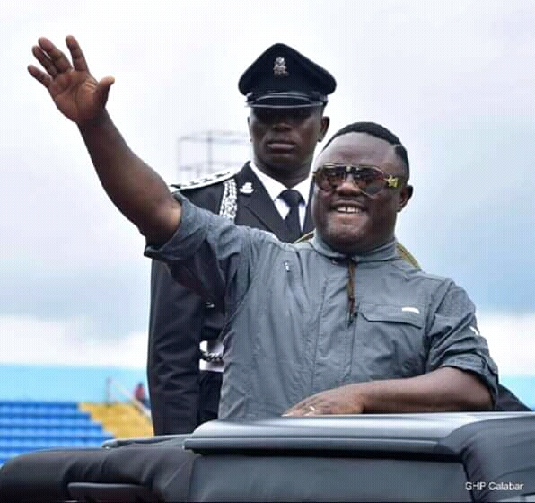 Chief Austin Akan rejoices Sir Ayade on his election tribunal Victory