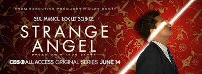 Strange Angel Series Banner Poster 1