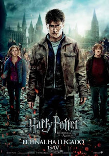 Harry Potter 2 y las reliquias de la muerte - Cartel