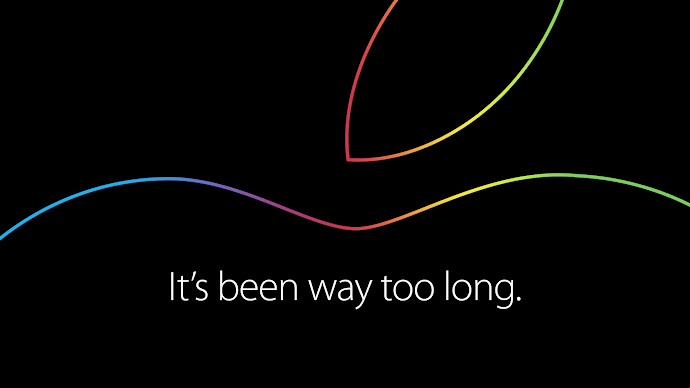 Wallpaper: Apple Event - It is been way too long