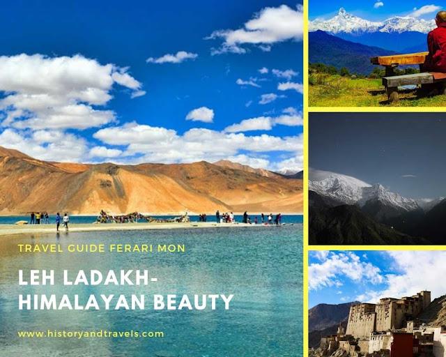 Leh Ladakh, India- Holiday Destination