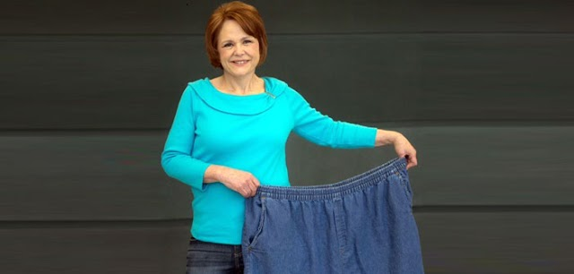 How Jill Vento Succeeded In Reducing 203 Pounds