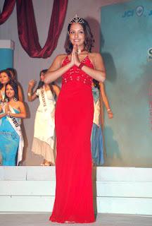 Priyanka Karki Miss Teen 2005