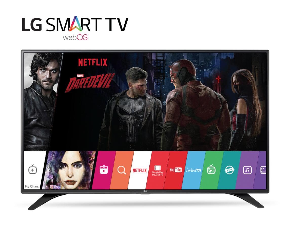 LG SmartTV webOS 3.0