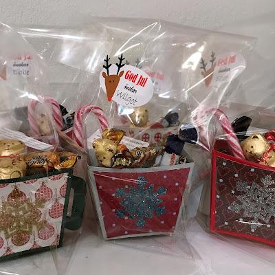Hot Cocoa Mug - en söt julhälsning till pedagoger