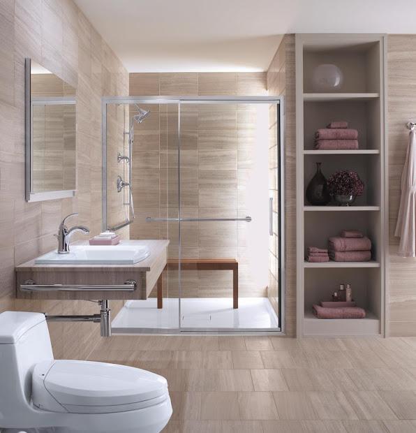 Shower Receptors for Bathrooms