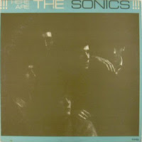 Disco THE SONICS - Here are The Sonics