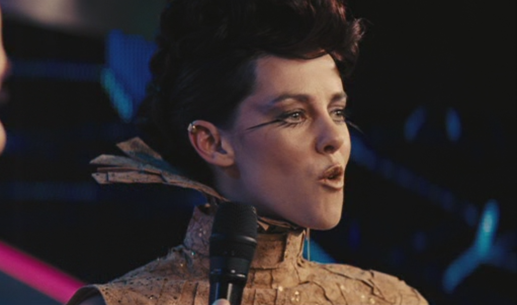 The Hunger Games: Catching Fire Clip: Make him pay for it