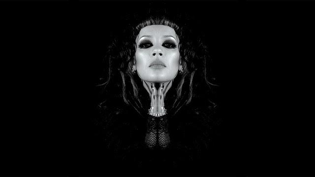 Anna-Christina from Lilygun - Strength & Grace album cover