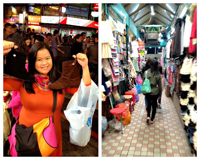 Night Markets in Taichung Fengjia Night Market