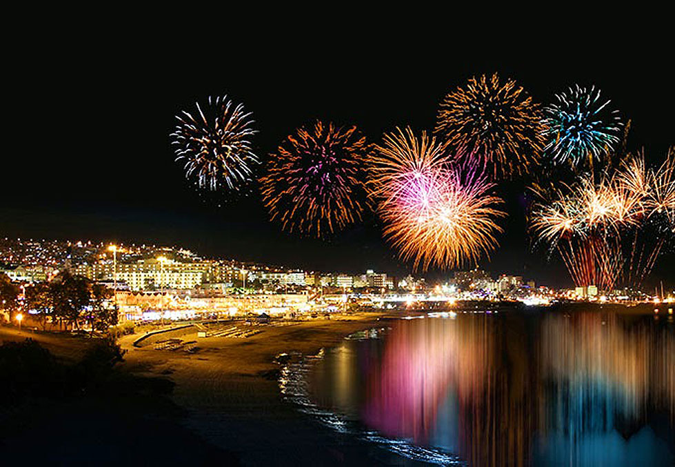 New Year's Eve on the Canary Islands
