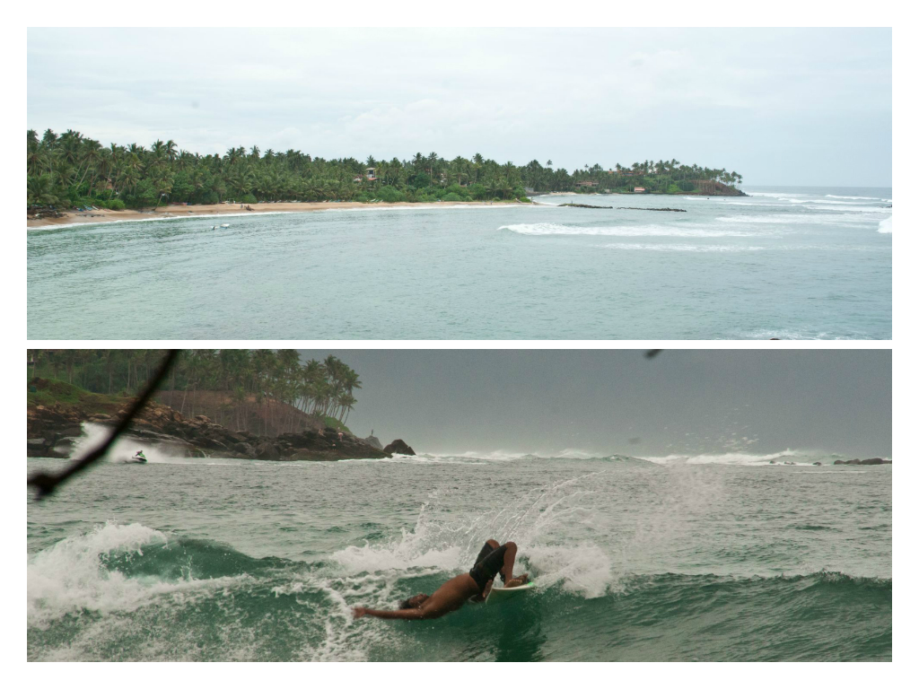 Mirissa en Sri Lanka