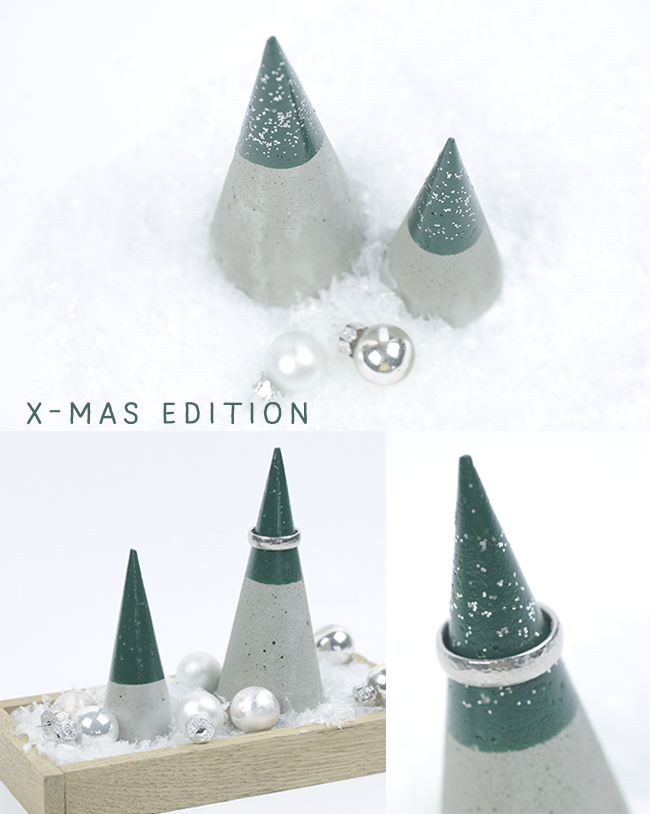 Ynas Design Blog | Ringhalter | X-Mas Edition