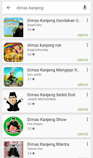 Game Dimas Kanjeng