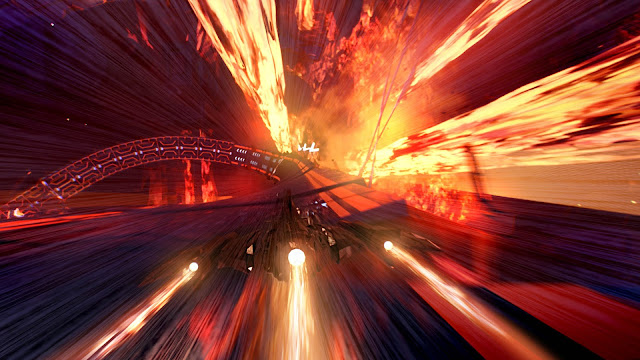 Redout: Lightspeed Edition ya disponible en PS4 y ONE