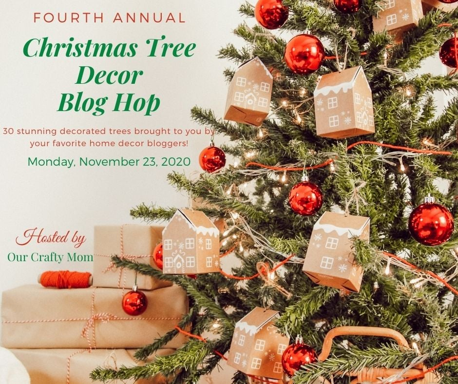 Christmas Tree Decor Blog Hop