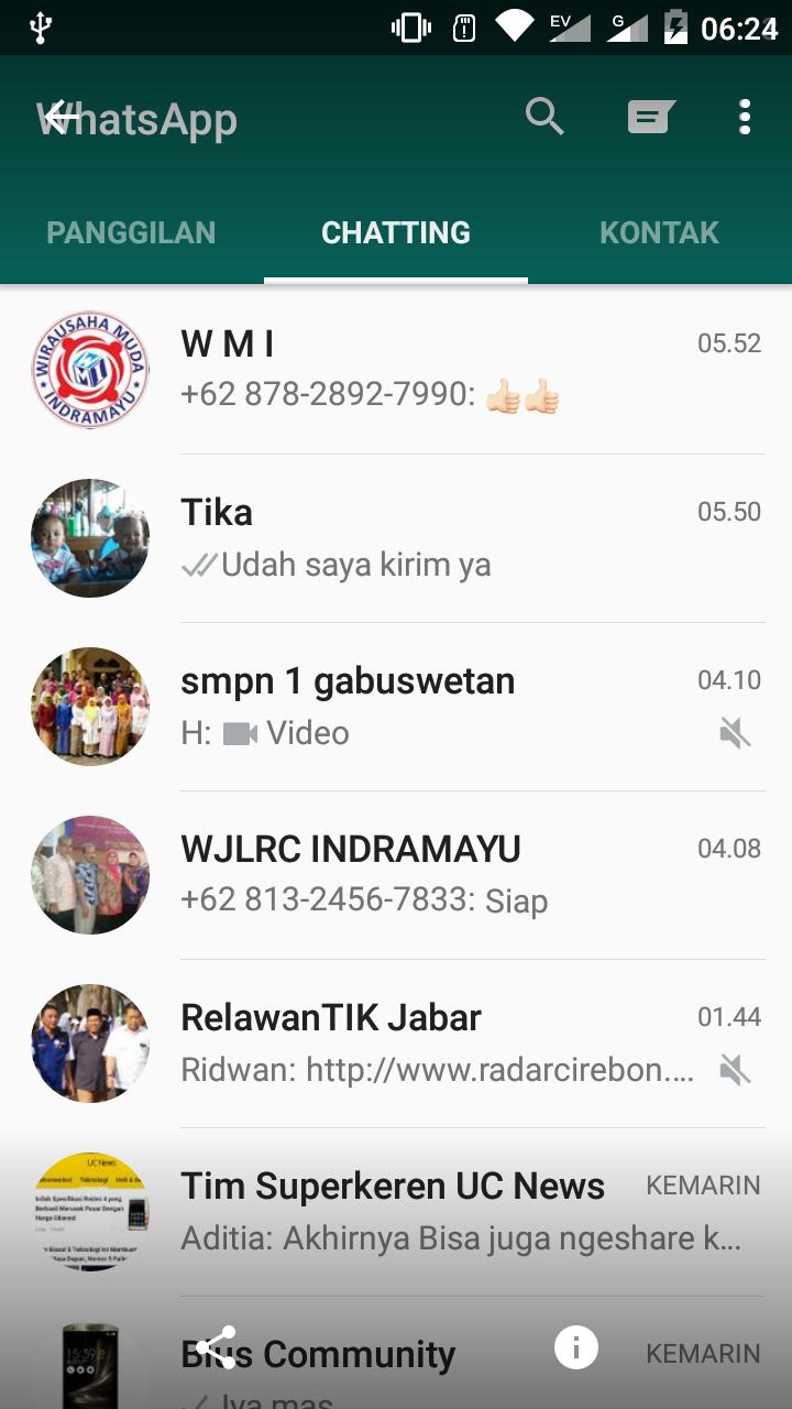 Cara Mengatasi Memori Smartphone Anda Cepat Penuh Gara Gara Whatsapp