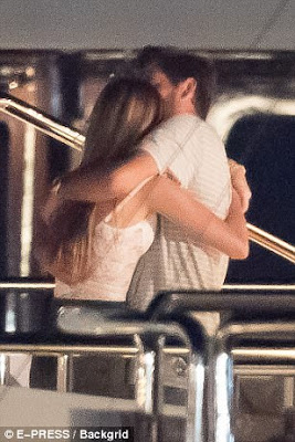 Scott Disick spotted with yet another woman...the 7th in one week!