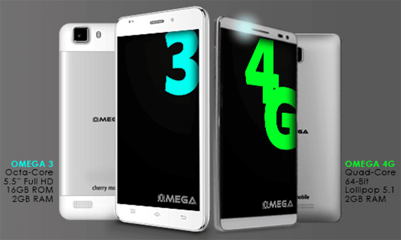 BREAKING NEWS! CHERRY MOBILE OMEGA 4G AND OMEGA 3 TEASED!