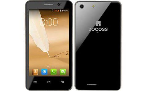 DOCOSS X1 Smartphone
