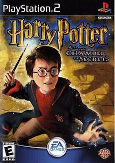 Harry Potter e a Câmara Secreta (PS2) 2002
