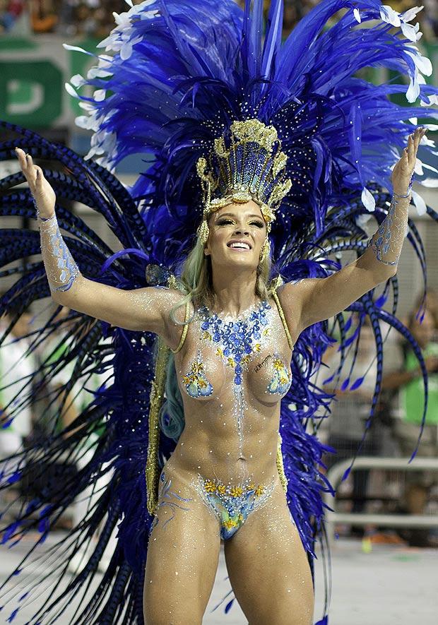 Naked women of rio