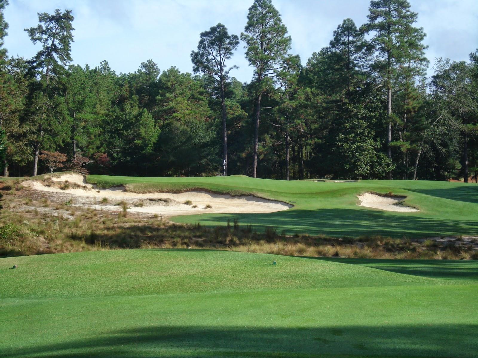 Adventures In Golf Course Architecture Pinehurst No 2
