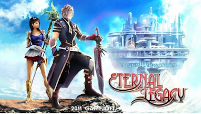 Download Eternal Legacy HD Apk Data