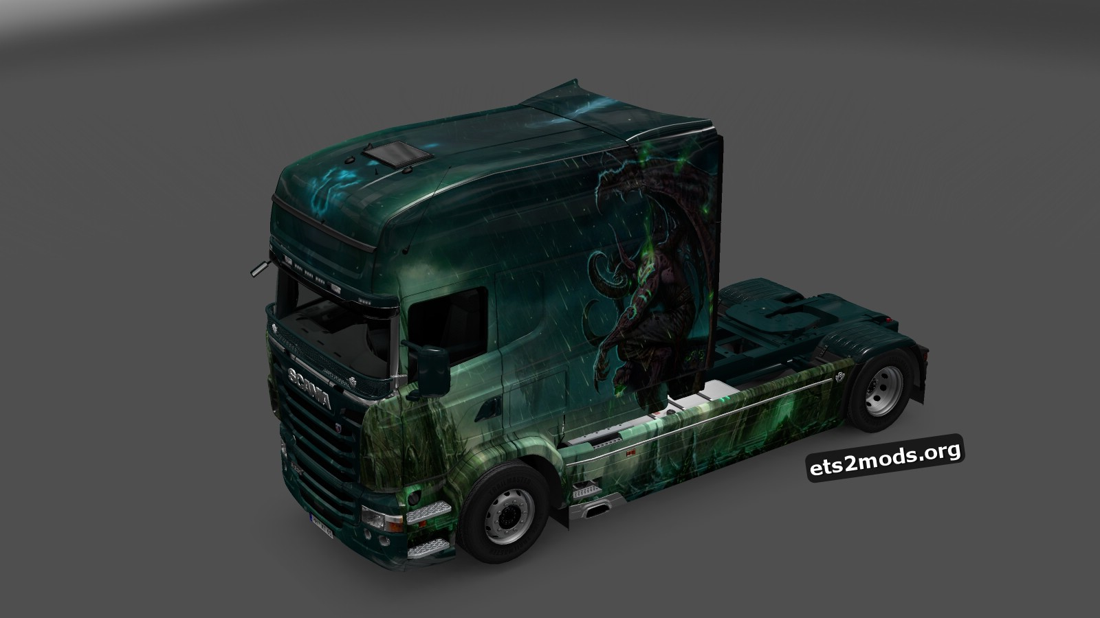 Gargulia Skin for Scania RJL Longline