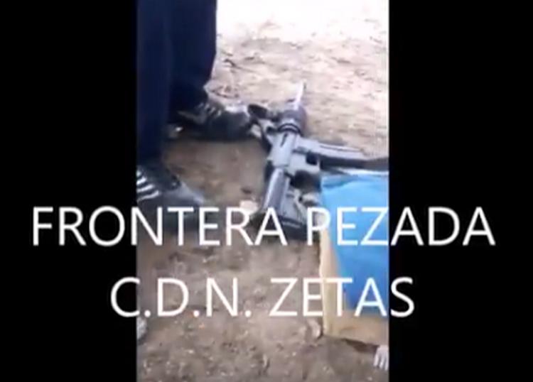 """VIDEO """"GENTE DEL COMANDANTE """"SAMUEL"""" DEL CDN ENCARGADO DE HACER LA GUERRA A LA """"CONTRA"""""""