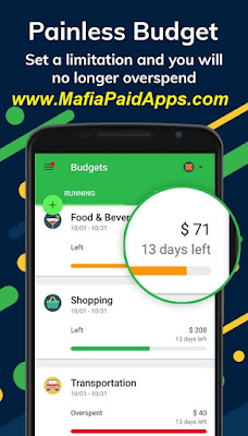 Money Lover Budget Planner Expense Tracker Premium Apk MafiaPaidApps