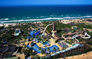 Beach Park - Fortaleza - Ceará - Brasil - Copa do Mundo