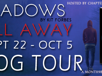 BLOG TOUR - Shadows Fall Away by Kit Forbes ** GIVEAWAY**