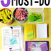 End of the School Year: 5 Things You MUST Do!
