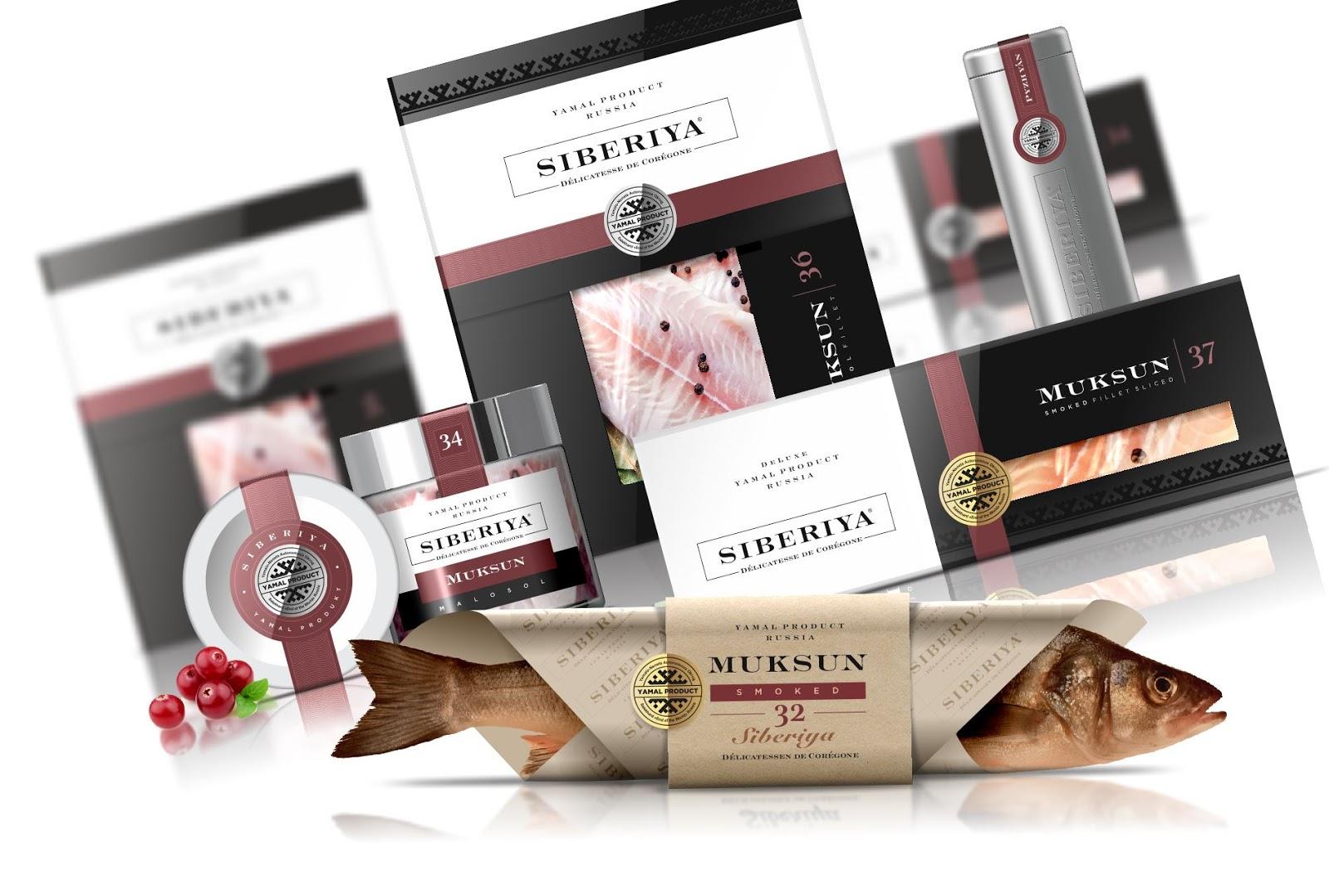 Siberiya On Packaging Of The World Creative Package