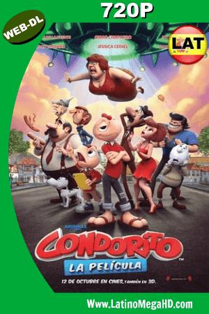 Condorito: La Película (2017) Latino HD Web-Dl 720p ()