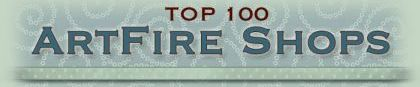 Top 100 Artfire Shops