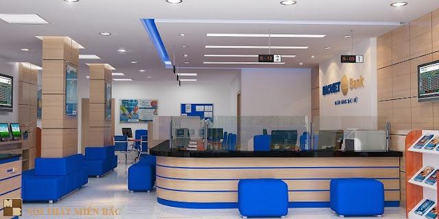Nguyên tắc thiết kế nội thất văn phòng giao dịch chuyên nghiệp - H1