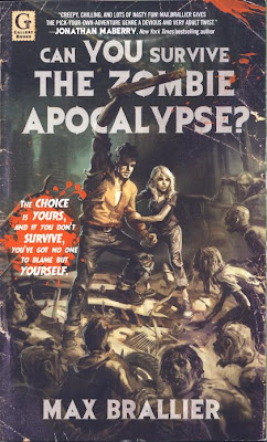 Can you survive zombie apocalypse book