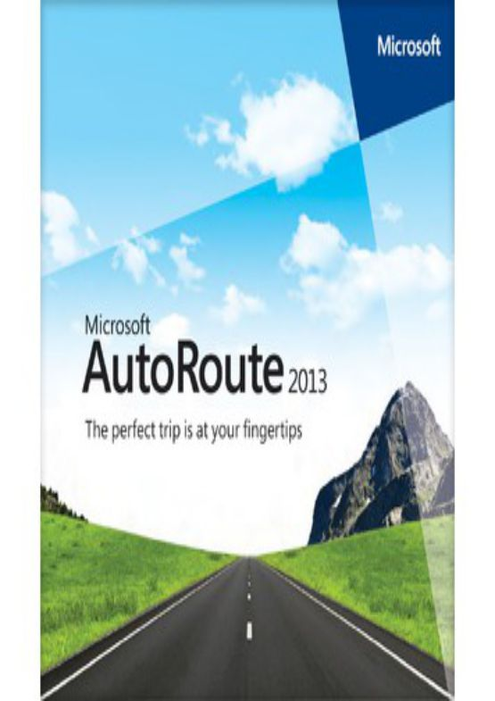 Download Microsoft Auto Route 2013 for PC free full version