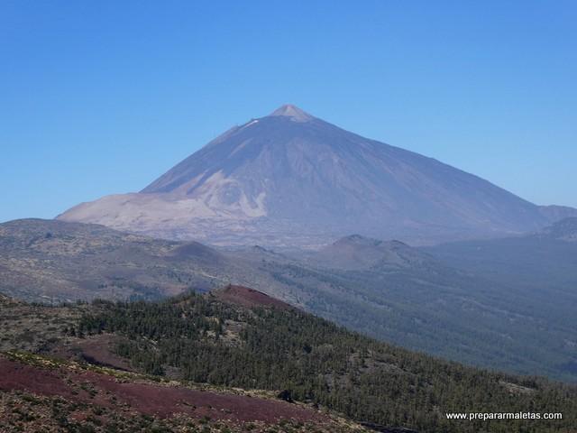 que ver en el parque nacional del Teide gratis