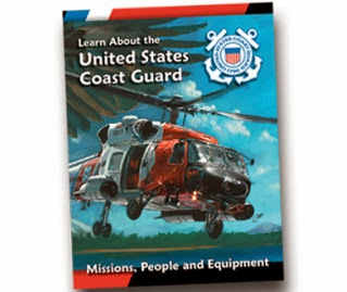 Image: Free Coast Guard Colouring Books