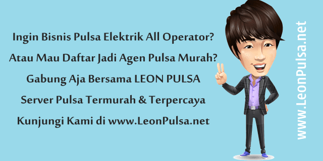 Web Resmi Leon Pulsa CV Jasa Payment Solution