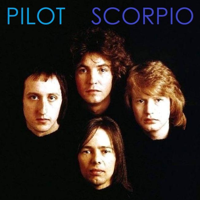 Albums I Wish Existed: Pilot - Scorpio (1976)