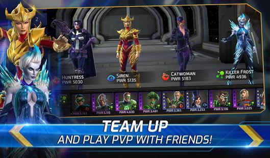 DC Legends: Battle for Justice Mod Apk Latest