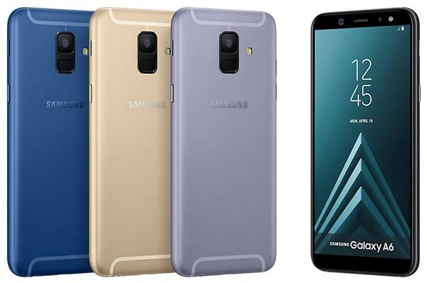 Samsung Galaxy A6: ventajas y desventajas